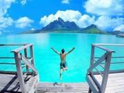 Du lịch - Bí mật ngạc nhiên về thiên đường nhiệt đới Bora Bora