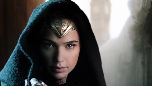 Hoa hậu Do thái đẹp như nữ thần trong phim về Wonder Woman