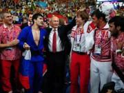 Thể thao - Tổng thống Putin trước đại dịch doping ở Nga