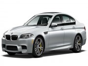 Xe xịn - Ra mắt BMW M5 Pure Metal Silver bản giới hạn