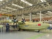 Thế giới - Trung Quốc sản xuất thủy phi cơ lớn nhất thế giới