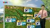 Dự báo thời tiết VTV 24/7: Bắc Bộ oi nóng