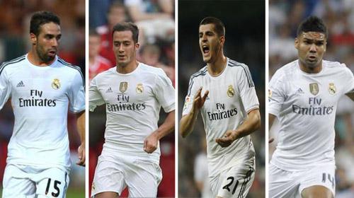 "Chiến lược mới của Real Madrid: ""Bales y Carvajales"""