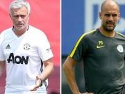 """Bóng đá - """"Cáo già"""" Mourinho và cuộc đi săn """"thỏ non"""" Guardiola"""