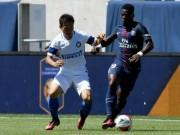 Bóng đá - Inter - PSG: Hai bộ mặt hàng phòng ngự