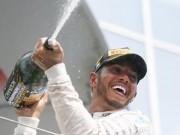 """Thể thao - BXH Hungarian GP: Thế giới của """"Viên ngọc đen"""""""