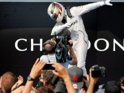 Thể thao - F1 - Hungarian GP: Hamilton trở lại ngôi vương quen thuộc