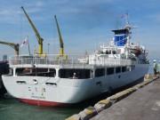 Tin tức trong ngày - Tàu Lực lượng bảo vệ bờ biển Nhật Bản cập cảng Tiên Sa