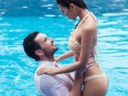 Thời trang - Hà Anh tung ảnh cưới nóng bỏng và nồng nàn