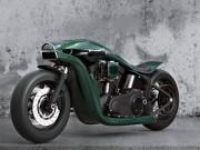 Thế giới xe - Mê mệt trước vẻ đẹp của Harley-Davidson tương lai