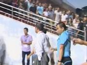 Bóng đá - Sự cố sân Lạch Tray: Đừng đổ hết lỗi cho trọng tài