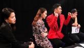 2 hot girl tranh cãi ầm ĩ tại Vietnam's Next Top Model