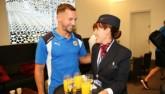 Leicester đến Mỹ: Không CĐV, chỉ có tiếp viên và Beckham