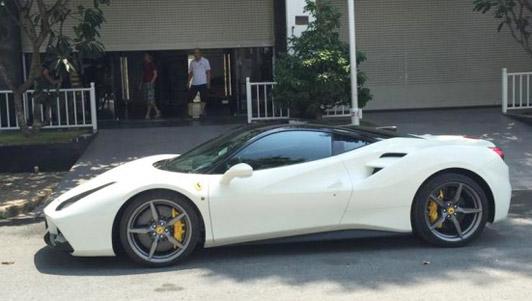 Ferrari 488 GTB mới mua của Cường Đô la có gì đặc biệt?