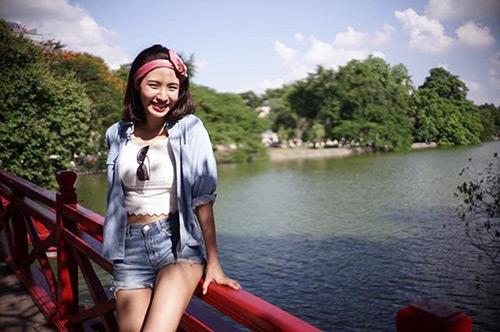 Hà Nội cực đẹp trong phim Thái Lan đang gây sốt - 6