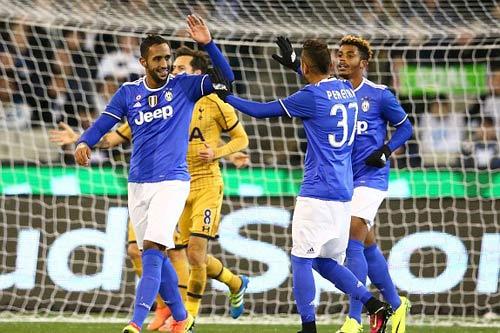 Juventus - Tottenham: Ra đòn chớp nhoáng