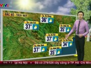 Tin tức trong ngày - Dự báo thời tiết VTV 26/7: Xuất hiện áp thấp trên Biển Đông