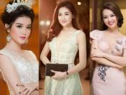 """Làm đẹp - Bí quyết giúp 3 á hậu Việt đẹp """"lấn át"""" các hoa hậu"""