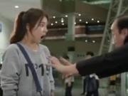 """Phim - Video phim: Hài hước cảnh người đẹp """"khóa chân"""" tên lừa đảo"""