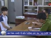 Video An ninh - Clip: Siêu cướp giật điện thoại bị thiếu nữ hạ gục