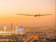 Phi thường - kỳ quặc - Máy bay 2,3 tấn bay vòng quanh thế giới không cần xăng
