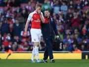 Bóng đá - Tin HOT trưa 26/7: Arsenal sốc nặng với chấn thương Mertesacker
