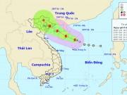 Tin tức trong ngày - Biển Đông có bão số 1, Bắc Bộ sắp mưa to