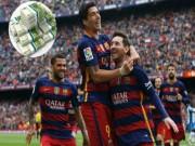 Bóng đá - Tổng kết mùa 2015/16: Barca đạt doanh thu kỷ lục