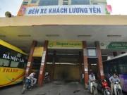 Tin tức trong ngày - HN: Đóng cửa bến xe Lương Yên từ ngày 27.7