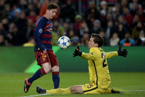 Siêu phẩm đẹp nhất mùa: Messi đọ tài Higuain