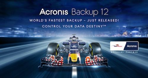 """Sao lưu và phục hồi dữ liệu """"siêu tốc"""" với Acronis Backup 12"""