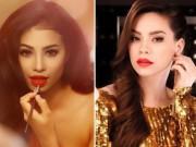 Ca nhạc - MTV - Sự giống nhau đến ngỡ ngàng giữa Hà Hồ và Phạm Hương