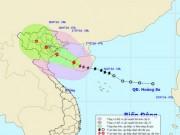 Tin tức trong ngày - Đêm nay, bão số 1 tấn công Quảng Ninh – Nam Định