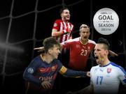 Bóng đá - Siêu phẩm đẹp nhất mùa: Messi đọ tài Higuain