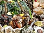 Thị trường - Tiêu dùng - Hải sản đứng đầu bảng về chứa chất cấm, kháng sinh