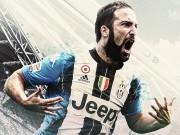 Bóng đá - Juventus mua Higuain 90 triệu euro: Muốn bá chủ châu Âu