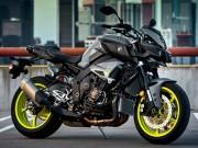 Thế giới xe - Yamaha FZ-10 2017: Chiến binh đường phố