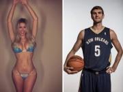 """Thể thao - SAO NBA """"cắm sừng"""" trơ trẽn mẫu Playboy nóng bỏng"""
