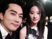 Phim - Song Seung Hun phủ nhận chia tay Lưu Diệc Phi