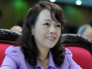 Tin tức trong ngày - Giới thiệu bà Nguyễn Thị Kim Tiến làm Bộ trưởng Y tế
