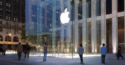 Apple là công ty được yêu thích nhất thế giới - 1