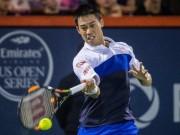 Thể thao - Rogers Cup ngày 3: Nishikori bước tiếp khó khăn