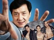 Phim - Anh em sinh 3 gốc Việt đóng chung phim Thành Long