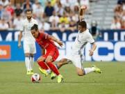 """Bóng đá - Real Madrid - PSG: Trẻ không cứu được """"già"""""""