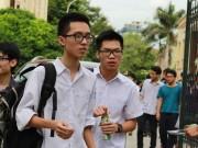Giáo dục - du học - Những đại học lớn ở Hà Nội đã công bố điểm sàn