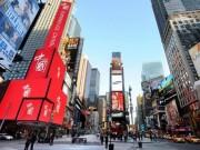 Thế giới - TQ phát video xuyên tạc về Biển Đông ở quảng trường Mỹ