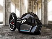 Thế giới xe - BMW Titan - Chiếc xe dành cho Batman