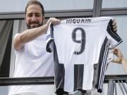 Bóng đá - Vụ Higuain 90 triệu: Bà trẻ Juventus, ông già Arsenal