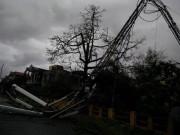 Tin tức trong ngày - Miền Bắc mất điện diện rộng vì bão số 1 càn quét