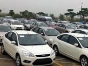 Thị trường - Tiêu dùng - Việt Nam nhập khẩu gần 50.000 xe ô tô trong 6 tháng